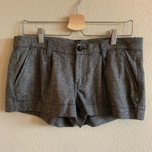 7 For All Mankind Tweed Shorts